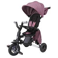 Складаний триколісний дитячий велосипед Qplay Nova Air