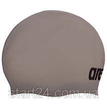 Шапочка для плавания ARENA MOULDED AR-91661-20 (силикон, цвета в ассортименте), фото 2