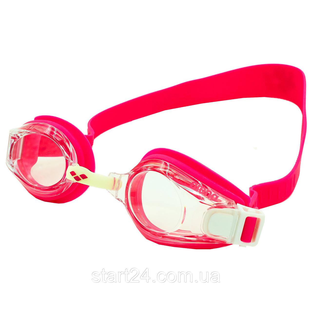 Очки для плавания детские ARENA MULTI JUNIOR 2 WORLD AR-92277-20 (поликарбонат, термопластичная резина,