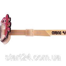 Очки для плавания детские ARENA BUBBLE WORLD AR-92339 (поликарбонат, термопластичная резина, силикон, цвета в, фото 2