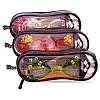Очки для плавания детские ARENA BUBBLE WORLD AR-92339 (поликарбонат, термопластичная резина, силикон, цвета в, фото 4