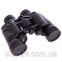 Бинокль BUSHNELL 8х40 AXT1136-S (пластик, стекло, PVC-чехол, черный), фото 2