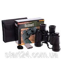 Бинокль BUSHNELL 8х40 AXT1136-S (пластик, стекло, PVC-чехол, черный), фото 3
