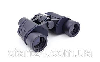 Бінокль BUSHNELL 40х40 AXT1175 (пластик, скло, PVC-чохол, чорний), фото 3