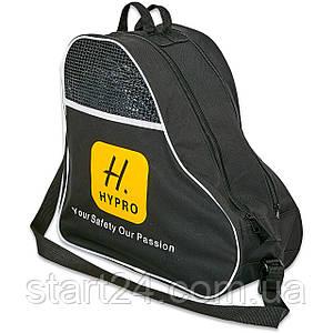 Сумка для роликов HYPRO SK-6966 (PL, р-р 20x35,5x36см, черный-белый-желтый)
