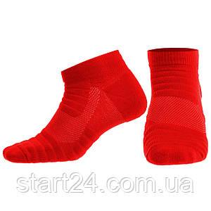 Носки спортивные для баскетбола JCB3001 (нейлон, хлопок, р-р 40-45, цвета в ассортименте)