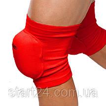 Наколенник волейбольный профессиональный (2шт) MOLTEN BC-4235 (PL, эластан, р-р L, цвета в ассортименте), фото 2