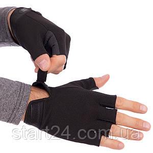 Перчатки тактические с открытыми пальцами 5.11 BC-4379 (р-р M-XL, цвета в ассортименте)