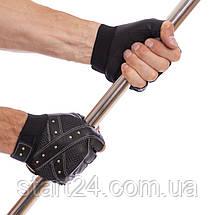 Перчатки для кроссфита и воркаута SPORT WorkOut BC-4621 размер L-XL цвета в ассортименте, фото 2