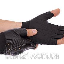 Перчатки для кроссфита и воркаута SPORT WorkOut BC-4621 размер L-XL цвета в ассортименте, фото 3