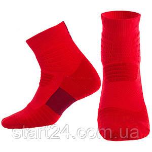 Носки спортивные для баскетбола JCB3306 (нейлон, хлопок, р-р 40-45, цвета в ассортименте)