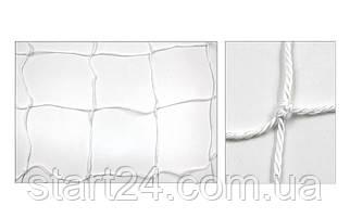 Сетка-гаситель для футзала и гандбола (2шт) Эконом UR SO-5281 (PP 2,5мм, р-р 2,1x3,0м, ячейка 12см)