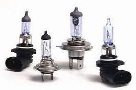 Автомобильные лампы галогенки