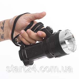 Фонарь светодиодный Bailong BL-6870-USB