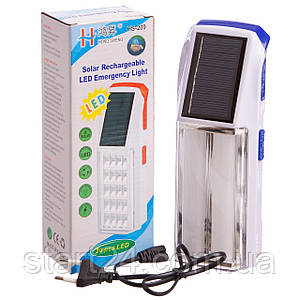 Ліхтар переносний світлодіодний HONG SHENG SW208