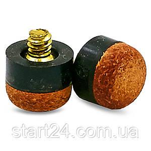 Наконечник з різьбою KS-1792-12 (d-12мм, в уп. 100 шт, ціна за 1 шт)