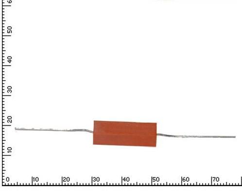 Випрямний стовп КЦ106Г (10mA 10000V) з кремнієвих, дифузійних діодів