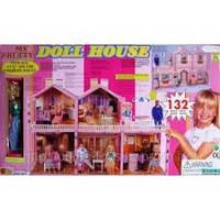 Домик для кукол 91 hoku 5 комнат и веранда без куклы