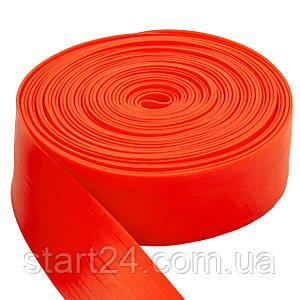 Еластичний джгут спортивний, стрічка джгут VooDoo Floss Band FI-3934-10 (латекс, l-10м, 5см x 2мм, кольори в