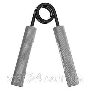 Эспандер кистевой профессиональный Bone Crusher (1шт) FI-4125-100LB (металл, нагрузка 45кг)