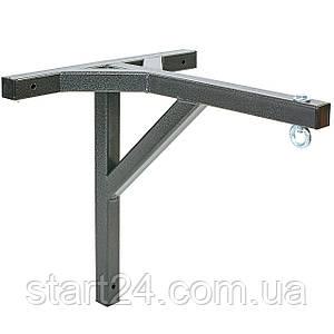 Крепление настенное с крюком для боксерского мешка UR LA-6242 (металл,р-р 51x55x54см, макс.вес300кг)