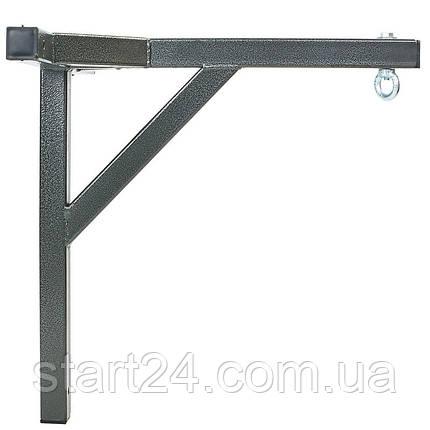 Крепление настенное с крюком для боксерского мешка UR LA-6242 (металл,р-р 51x55x54см, макс.вес300кг), фото 2