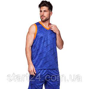 Форма баскетбольная мужская Lingo Camo LD-8003 (PL, размер L-5XL 160-190, цвета в ассортименте)