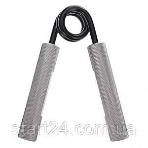 Еспандер кистьовий професійний Bone Crusher (1шт) FI-4125-200LB (метал, навантаження 90кг)