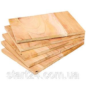 Дошка для розбивання одноразова SP-Planeta BO-7252-15 (деревина, розмір 30х21см, товщина 15мм)