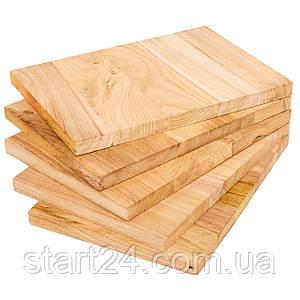 Дошка для розбивання одноразова SP-Planeta BO-7252-20 (деревина, розмір 30х21см, товщина 20мм)