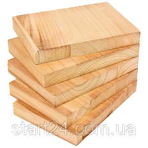 Дошка для розбивання одноразова SP-Planeta BO-7252-40 (деревина, розмір 30х21см, товщина 40мм)