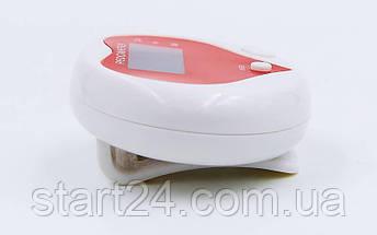 Крокомір електронний з кліпсою C-1215 (пластик, кількість кроків, відстань), фото 3