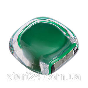 Шагомер электронный с клипсой C-2978 (пластик, 3 в 1 калории, кол-во шагов, расстояние)