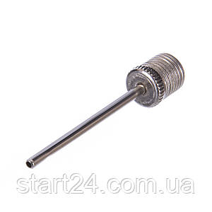 Голка для накачування м'ячів LS-2179 GEKR002 (метал, 100шт в уп., ціна за 1шт.)
