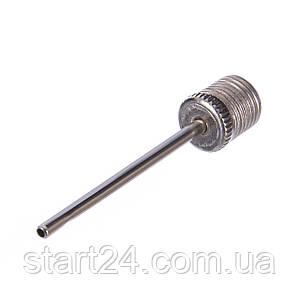 Игла для накачивания мячей LS-2179 GEKR002 (металл, 100шт в уп., цена за 1шт.)
