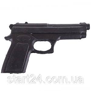 Пістолет тренувальний SP-Planeta З-3550 (гума, чорний)