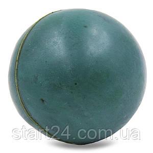 М'ячик для метання UR C-3792 (гума, вага-200г, d-55мм, кольори в асортименті)