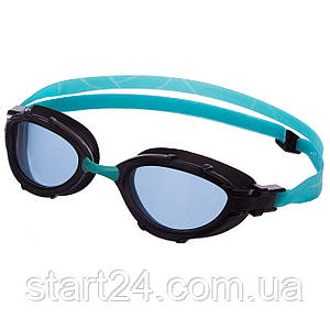 Очки для плавания MadWave TRIATHLON M042704 (TPR, PC, силикон, цвета в ассортименте)