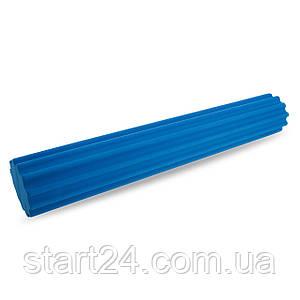 Ролер масажний EVA FI-5158-90 l-90см (d-15см, блакитний)