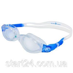 Очки для плавания MadWave CLEAR VISION M043106 (поликарбонат, силикон, цвета в ассортименте)
