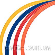 Кольца тренировочные C-4602-50 (пластик, d-50см, в комплекте 12шт.,цвета в ассортименте), фото 2