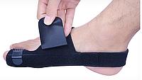 Ортопедический корректор. Бандаж для большого пальца ноги 1шт правая нога