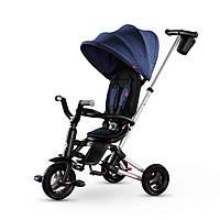 Складаний триколісний дитячий велосипед Qplay Nova EVA