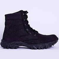 Ботинки тактические, летние, военные Легион Черные, фото 1