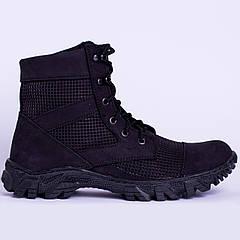 Ботинки тактические, летние, военные Легион Черные