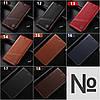 """Чохол книжка з натуральної шкіри магнітний протиударний для Samsung A10 А105F """"ITALIAN"""", фото 4"""