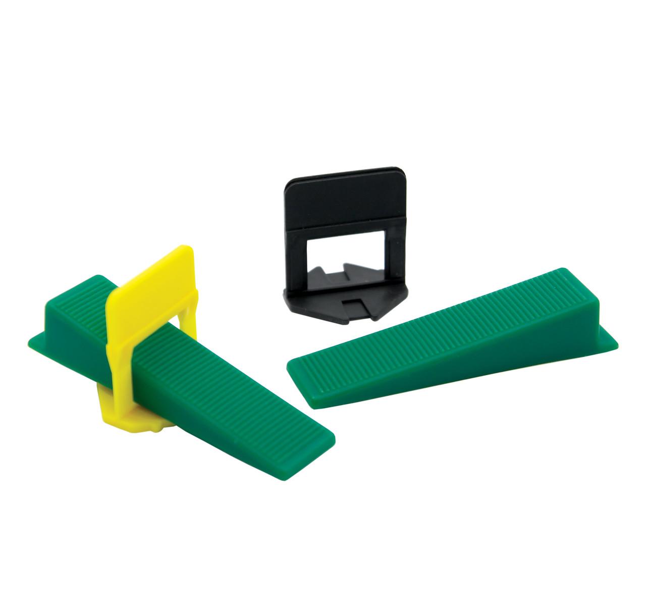 Система вирівнювання плитки Maxi. Клин 22*90 мм (50 шт)