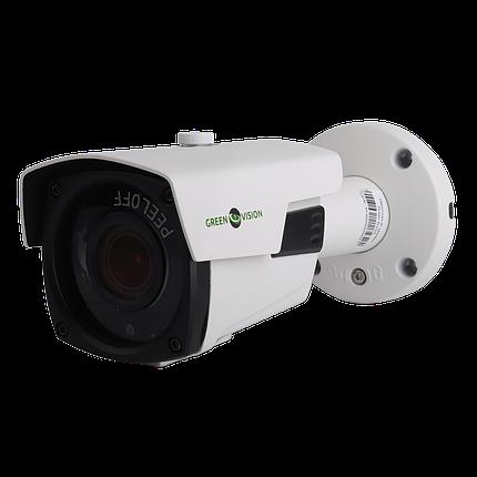 Наружная IP камера Green Vision GV-093-IP-E-COS50VM-40 POE, фото 2