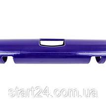 Вайпер функциональный тренажер VIPR MULTI-FUNCTIONAL TRAINER FI-5720-4 (4кг, d-13см, l-107см, фиолетовый), фото 3
