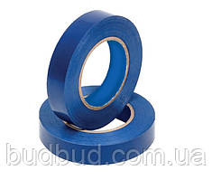 Ізолента ПВХ синя 20 м (1000-116) POLAX